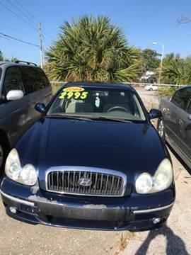 2004 Hyundai Sonata for sale in Tarpon Springs, FL