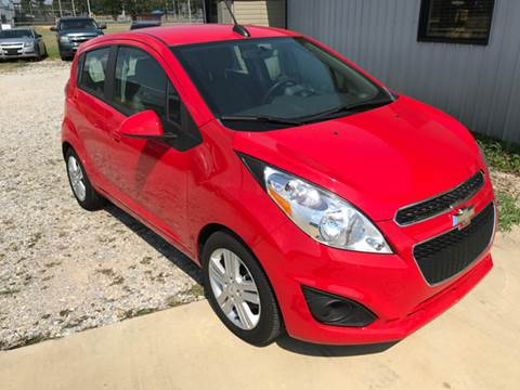 2015 Chevrolet Spark for sale in Forest, MS