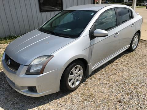 2012 Nissan Sentra for sale in Forest, MS
