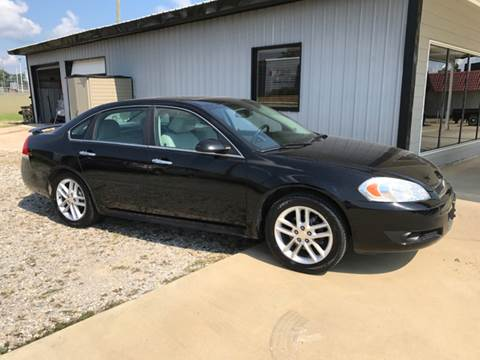 2012 Chevrolet Impala for sale in Forest, MS