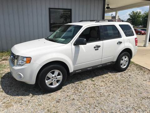 2011 Ford Escape for sale in Forest, MS