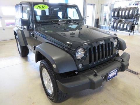 2016 Jeep Wrangler for sale in Lexington, IL