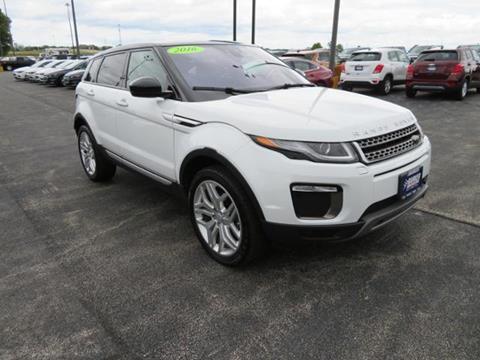 2016 Land Rover Range Rover Evoque for sale in Lexington, IL
