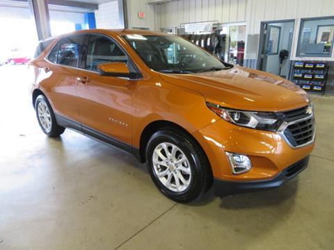 2018 Chevrolet Equinox for sale in Lexington, IL
