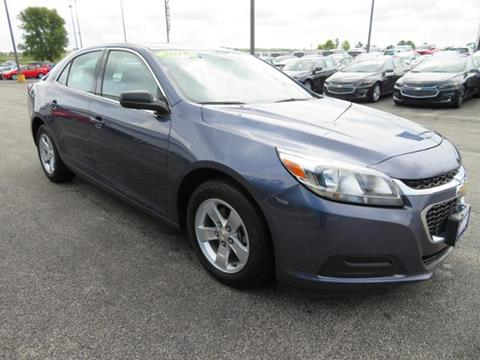 2015 Chevrolet Malibu for sale in Lexington, IL