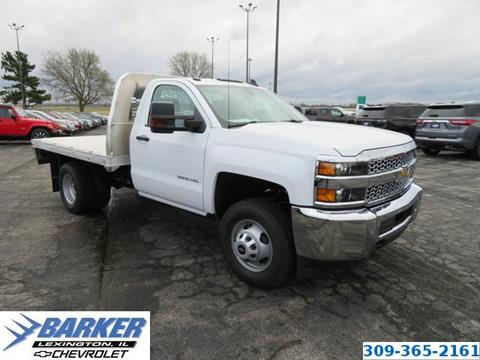 2019 Chevrolet Silverado 3500HD CC for sale in Lexington, IL