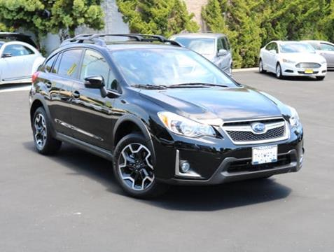 2017 Subaru Crosstrek for sale in Capitola CA