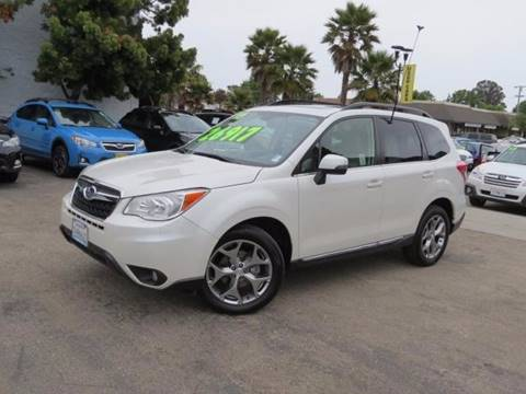 2015 Subaru Forester for sale in Capitola, CA