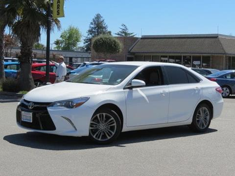 2015 Toyota Camry for sale in Capitola CA