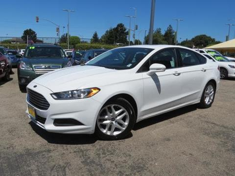 2015 Ford Fusion for sale in Capitola CA