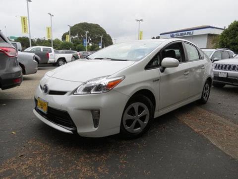 2015 Toyota Prius for sale in Capitola CA