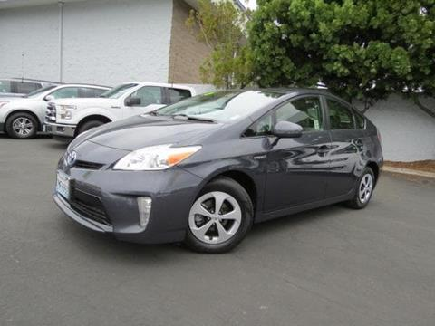 2015 Toyota Prius for sale in Capitola CA