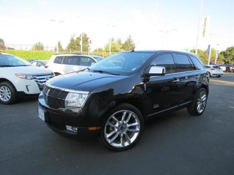 2010 Lincoln MKX for sale in Capitola CA