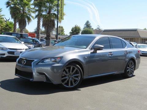 2015 Lexus GS 350 for sale in Capitola CA