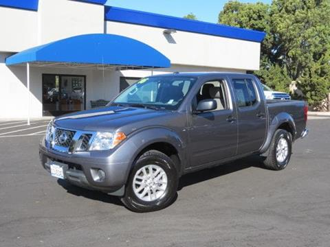 2016 Nissan Frontier for sale in Capitola CA
