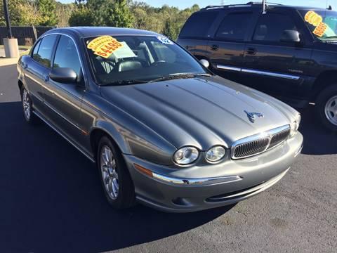 2002 Jaguar X-Type for sale in Clarksville, TN