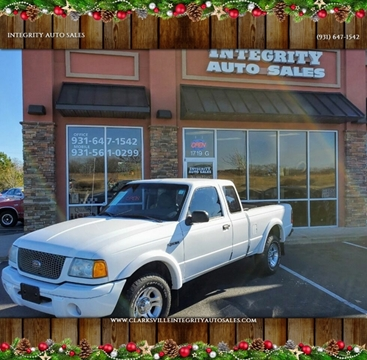 2001 Ford Ranger for sale in Clarksville, TN