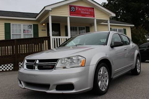 2012 Dodge Avenger for sale in Clayton, NC