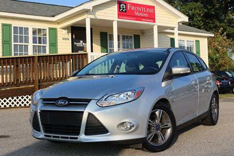 2014 Ford Focus for sale in Clayton, NC