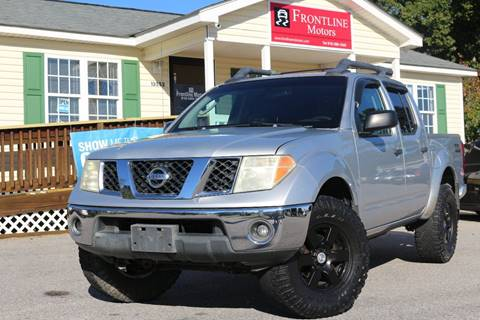 2005 Nissan Frontier for sale in Clayton, NC