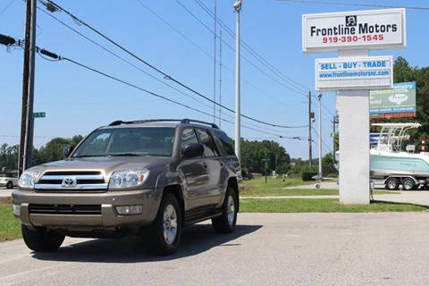 2005 Toyota 4Runner for sale in Clayton, NC