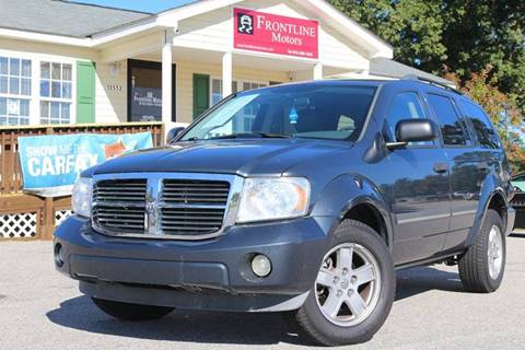 2007 Dodge Durango for sale in Clayton, NC