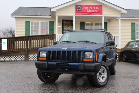 2001 Jeep Cherokee for sale in Clayton, NC