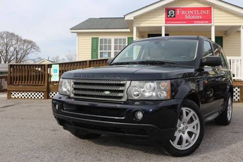 2007 Land Rover Range Rover Sport for sale in Clayton, NC