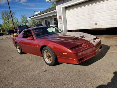 1987 Pontiac Firebird for sale in Wayne, MI