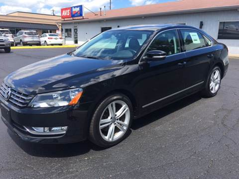 2015 Volkswagen Passat for sale in Fairfield, OH