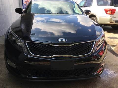 2015 Kia Optima for sale in Fairfield OH