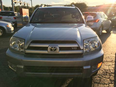 2004 Toyota 4Runner for sale in Fairfield OH