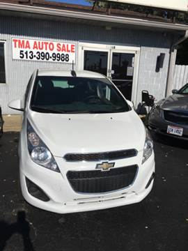 2015 Chevrolet Spark for sale in Fairfield OH