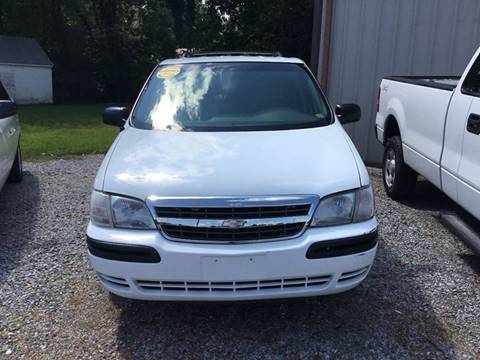 2002 Chevrolet Venture for sale in Mayfield, KY