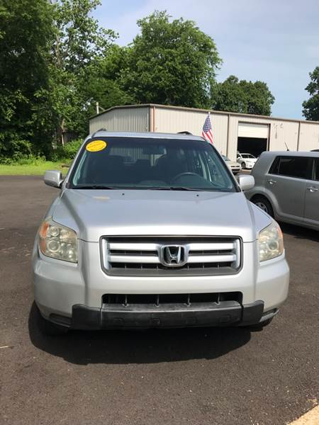 2008 Honda Pilot For Sale At Supreme Auto Sales In Mayfield KY