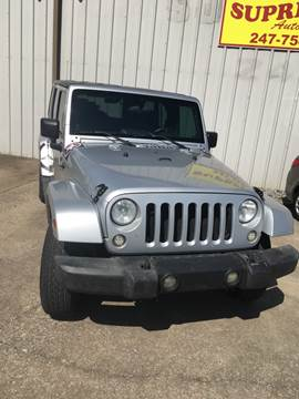 2008 Jeep Wrangler Unlimited for sale in Mayfield, KY