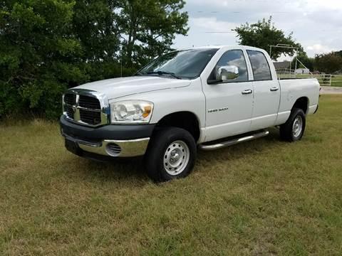 2007 Dodge Ram Pickup 1500 for sale in Rockwall TX