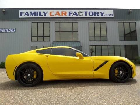 2014 Chevrolet Corvette for sale in Richland, MS