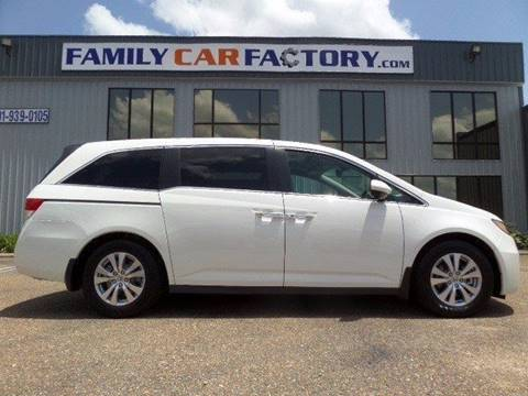 2016 Honda Odyssey for sale in Richland, MS