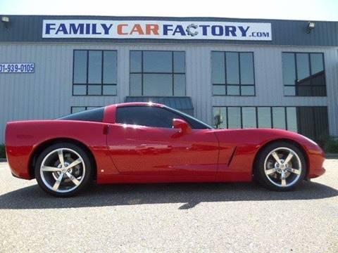2008 Chevrolet Corvette for sale in Richland MS