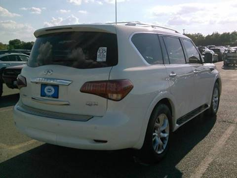 2013 Infiniti QX56 for sale in Richland, MS