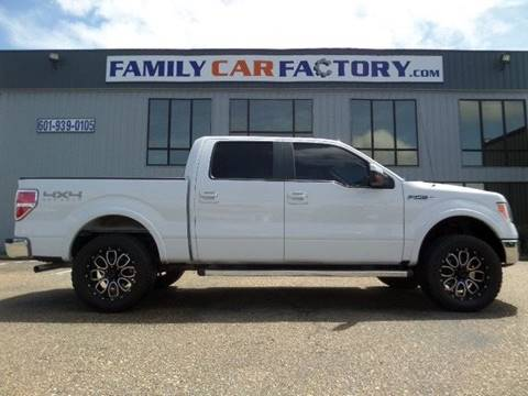 2011 Ford F-150 for sale in Richland MS