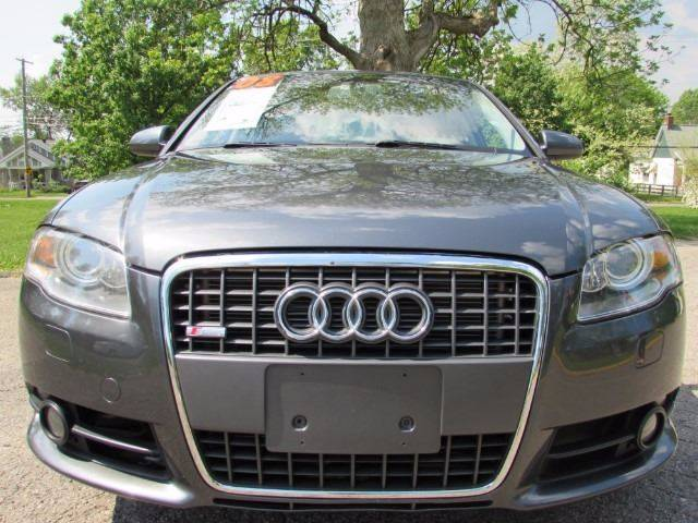 2008 Audi A4 for sale at Auto Select in Lexington KY