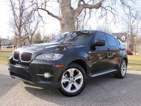 2011 BMW X6 for sale at Auto Select in Lexington KY