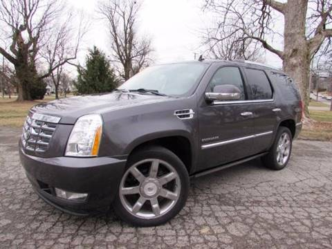 2010 Cadillac Escalade for sale at Auto Select in Lexington KY