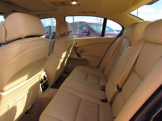 2007 BMW 5 Series for sale at Auto Select in Lexington KY