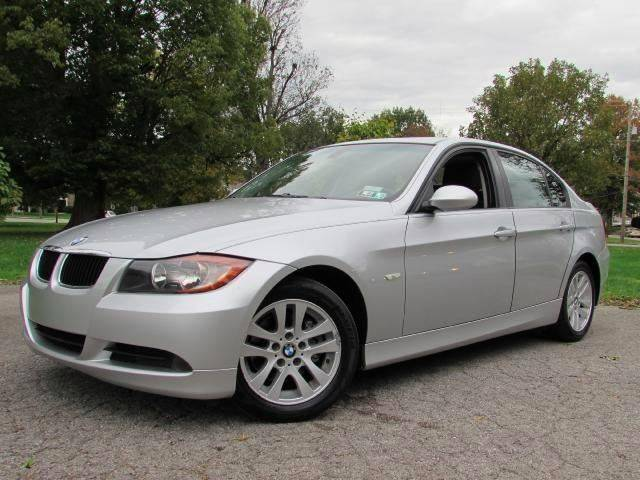 2007 BMW 3 Series for sale at Auto Select in Lexington KY