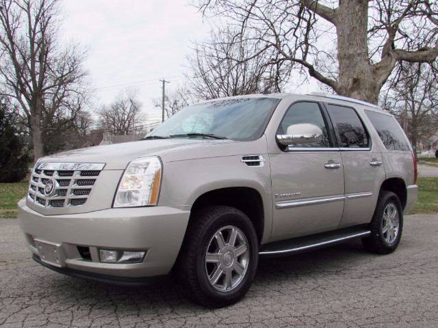 2007 Cadillac Escalade for sale at Auto Select in Lexington KY
