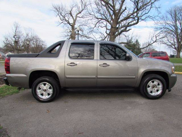 2007 Chevrolet Avalanche for sale at Auto Select in Lexington KY