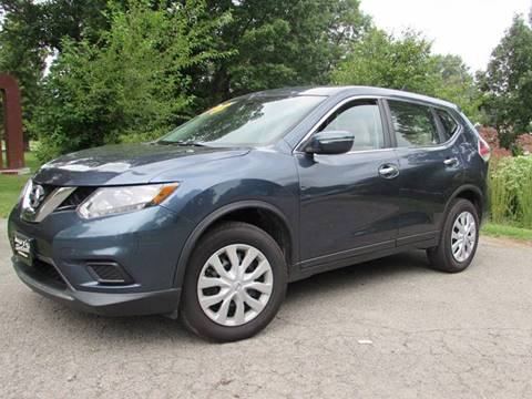 2014 Nissan Rogue for sale at Auto Select in Lexington KY